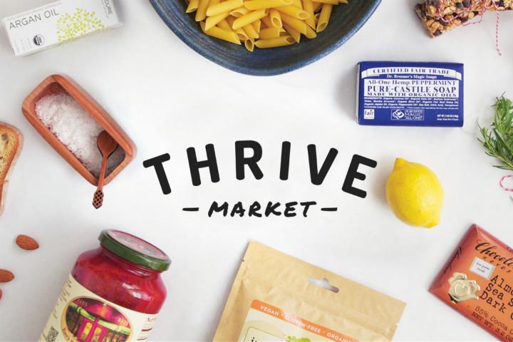 让穷人也吃得起健康食品!线上有机食品供应商 Thrive Market再融资 1.11亿美元
