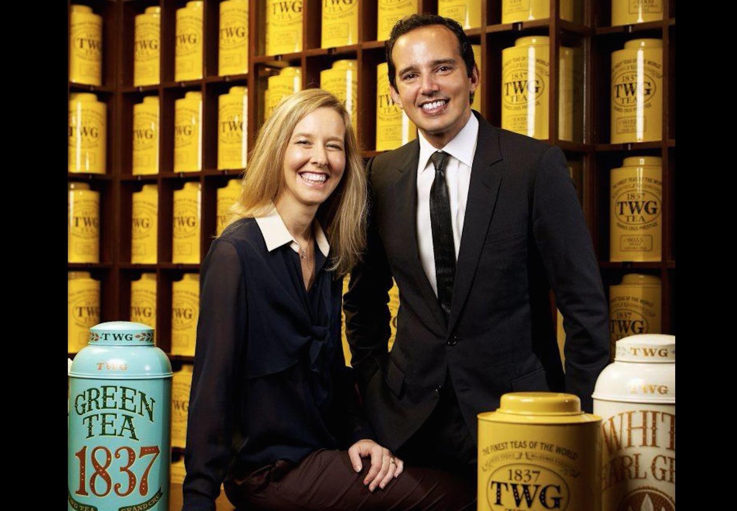 把茶叶做成全球性奢侈品牌,TWG Tea 这8年是如何做到的?《华丽志》专访TWG Tea创始人Maranda Barnes