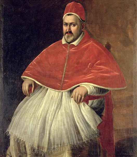 Camillo Borghese Pope Paul V