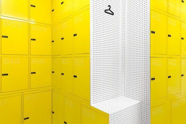 全球最美的公共储物柜在马德里!去西班牙玩的游客有福了!