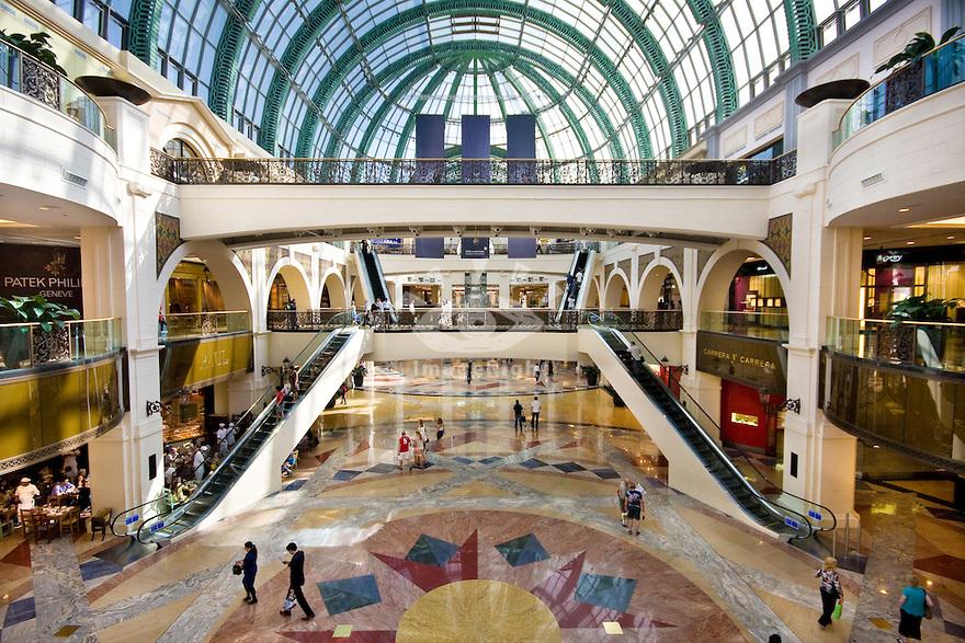 Interior Mall of the Emirates Dubai