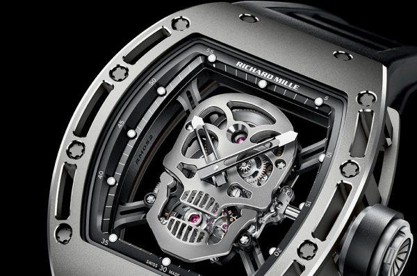 瑞士奢侈手表品牌 Richard Mille 巴黎办公室遭窃,损失究竟几何?