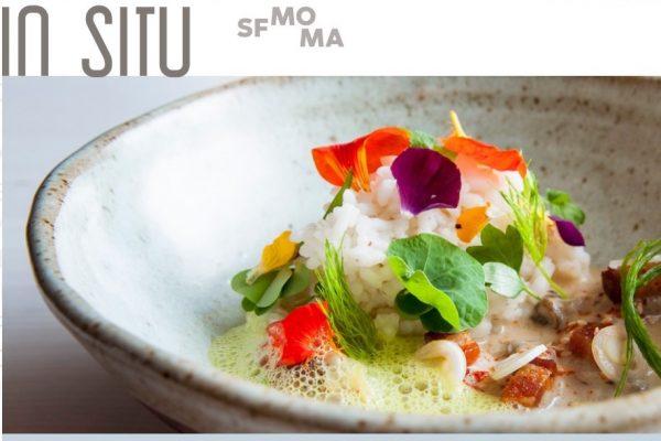 旧金山现代艺术博物馆举办 In Situ 美食展,集聚全球顶级餐厅名菜