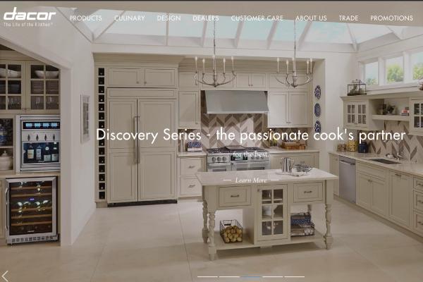 南加州厨房用品生产商 Dacor 获私人信贷公司 Lateral 1350万美元投资