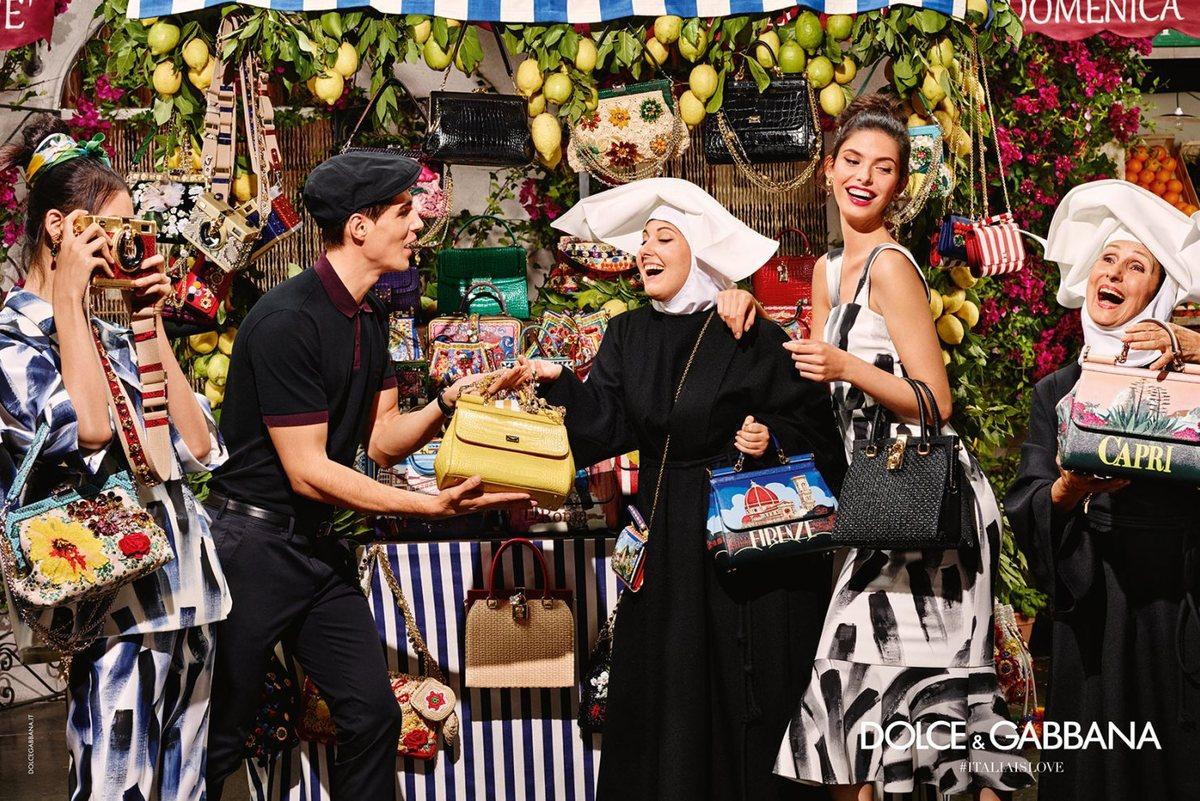Dolce & Gabbana 30周年庆,7月在那不勒斯狂欢四天,82岁传奇女星领衔