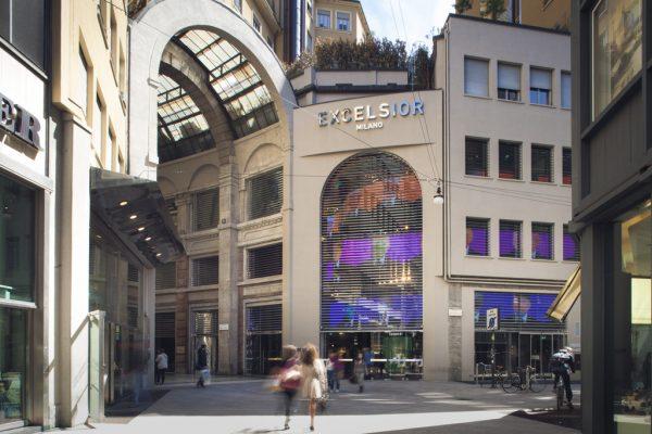中国卡奴迪路 2130万欧元收购意大利奢侈品百货 Excelsior的米兰店