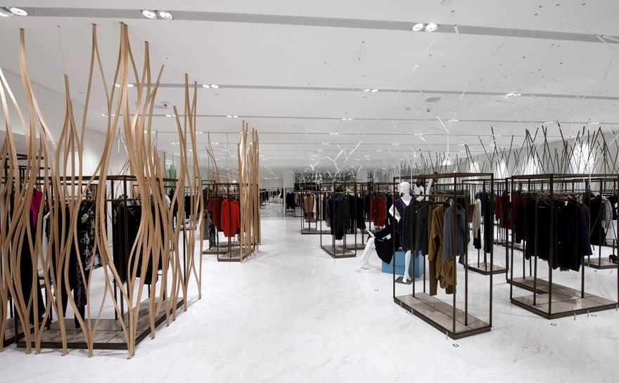 连卡佛和Joyce的总裁透露:连卡佛的中国设计师品牌到年底将接近 50个!