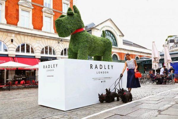 私募基金 Bregal Freshstream 收购英国时尚配饰品牌 Radley,苏格兰小狗包进军国际市场