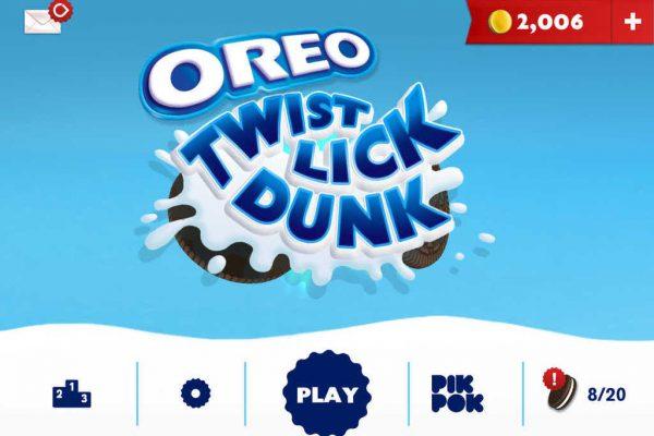 投广告不如推自家的游戏app,奥利奥母公司营销策略大挪移