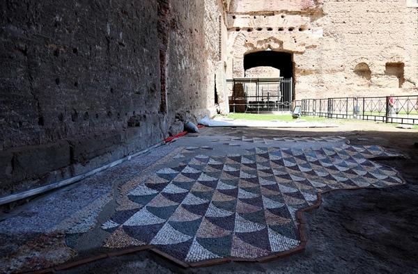 宝格丽承诺将继续出资赞助罗马卡拉卡拉浴场第二期修复工程
