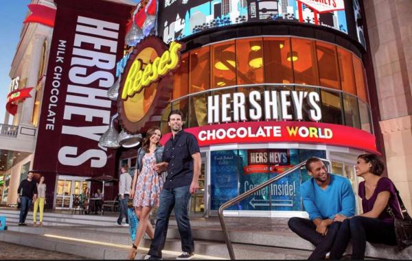 美国巧克力巨头好时公司拒绝奥利奥母公司 Mondelez 230亿美元收购要约