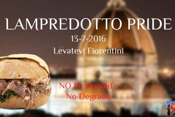 圣母百花大教堂旁岂容巨无霸汉堡存在!佛罗伦萨2万多居民联名反对麦当劳进驻