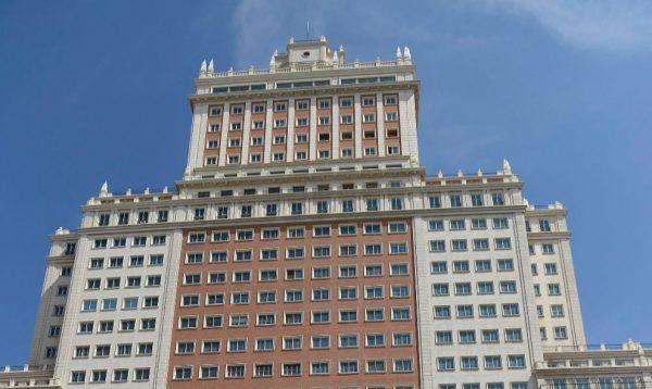 万达 2.72亿欧元出售马德里地标建筑西班牙大厦,当地企业接手