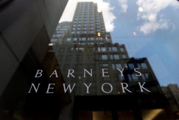 美国奢侈品百货 Barneys 寻金主,把实体零售数字化做卖点,意图打动硅谷投资人