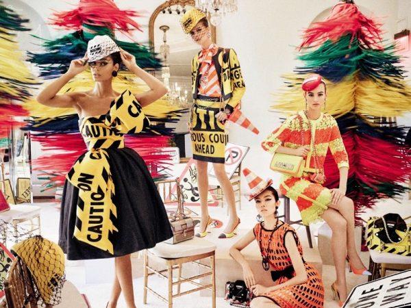 大中华区销售同比增长27.7%,Moschino 助力意大利时尚集团 Aeffe 2016年上半年逆流而上