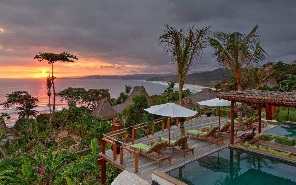 """漫旅 Travel + Leisure 读者票选""""2016 全球 100佳酒店"""",印尼 Nihiwatu Resort 荣膺榜首"""