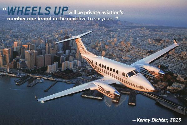 只有2500名会员的私人飞机俱乐部 Wheels Up是如何挖掘用户价值的
