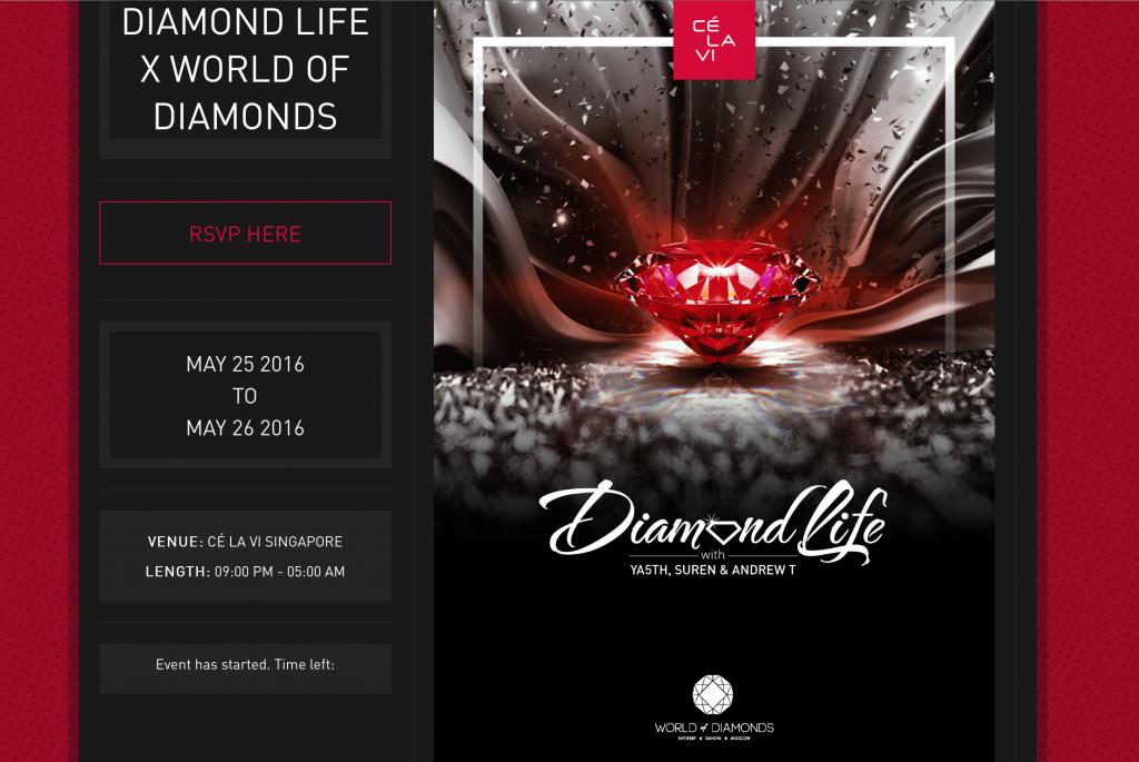 dimond life