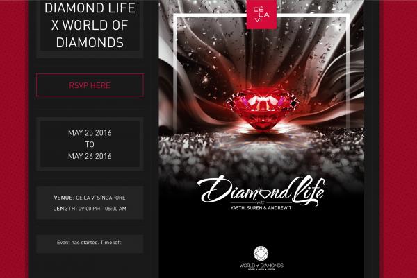 俄罗斯钻石巨头推出价值 200万美元的全球最贵美食体验(其实是为了秀一枚钻戒)