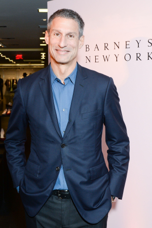 Mandatory Credit: Photo by Joe Schildhorn/BFAnyc.com/REX/Shutterstock (4217652bc) Richard Perry Thakoon Panichgul 'Exclusively Ours' collection launch, Barneys, New York, America - 22 Oct 2014