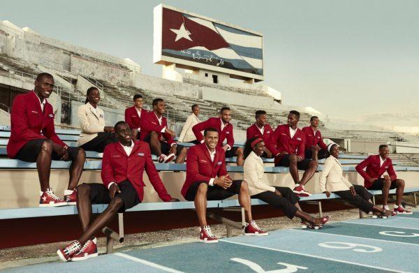 Christian Louboutin 跨界为古巴奥运代表团设计 2016里约奥运会队服
