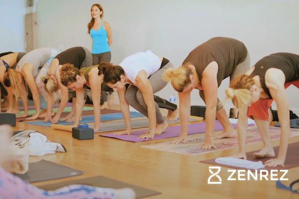 让空置的瑜伽课堂物尽其用,为不规律的健身人群提供低价选择,Zenrez 融资200万美元