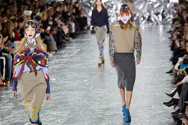 伦敦时装周发布官方日程,三位华人设计师参与