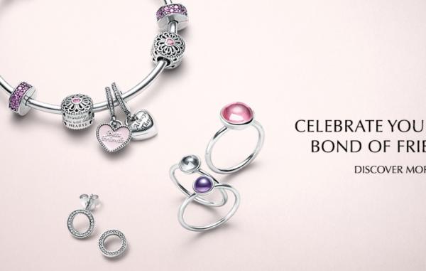 丹麦珠宝品牌 Pandora 第二季度销售增速减缓,中国市场销售额暴涨 200%