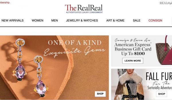 The RealReal 2016上半年二手奢侈品寄售市场报告