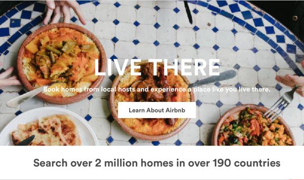 寻求新收入增长点,Airbnb 拟推出旅行指南应用 Airbnb Trips