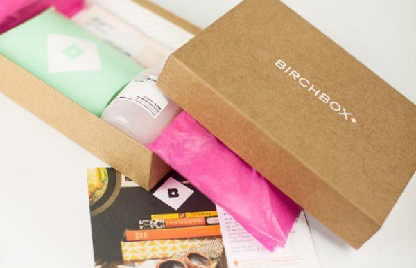 按月订购美妆电商 Birchbox拿到救命钱:获得1500万美元过桥融资