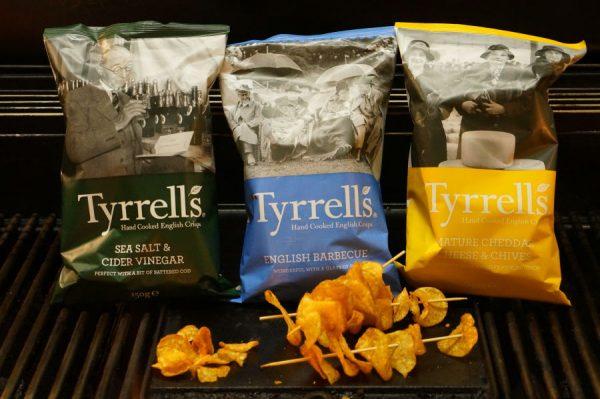 将英国一家美味薯片厂打造为多元化高品质零食公司 ,私募基金 Investcorp出售 Tyrrells