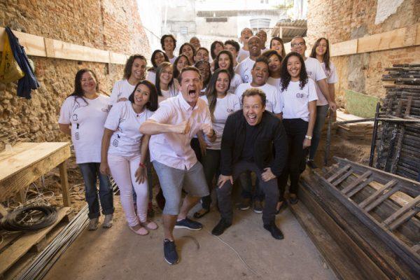 好有爱的一群大厨!自发收集巴西奥运村多余食物,救助弱势群体