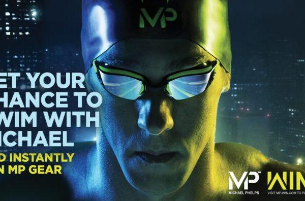 运动明星代言有风险:泳坛名将菲尔普斯在奥运赛场不慎拉破Aqua Sphere的泳帽