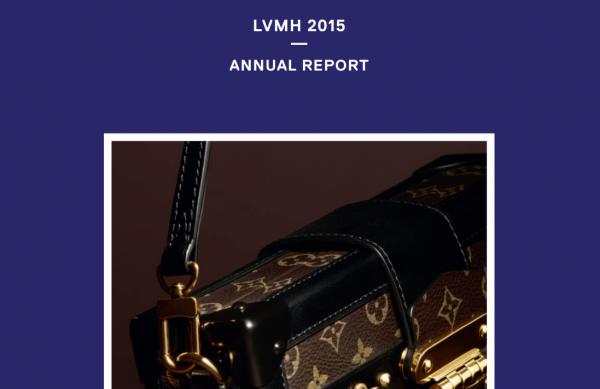 《华丽志》特稿:LVMH 集团2015财报全方位解读