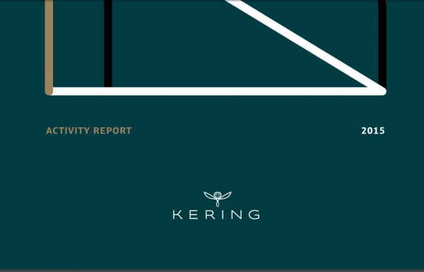 《华丽志》特稿:Kering 集团2015年报全方位解读