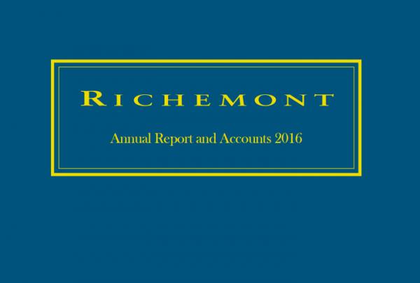 《华丽志》特稿:Richemont 集团2015/2016财年年报全方位解读