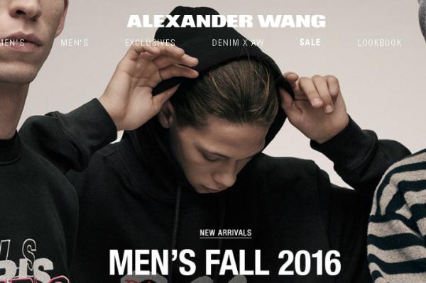 Alexander Wang在假冒商标和域名抢注案中获赔9千万美元,查获涉案网站459个