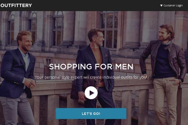 专注为男士提供贴心选品服务,德国男装电商Outfittery再融资2200万美元