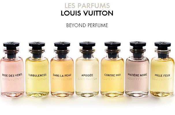 不光在自家门店卖!Louis Vuitton 将为新推出的香水系列开出5个pop-up