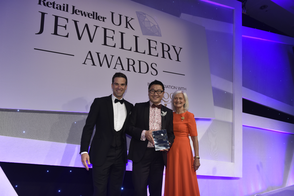 UK Jewellery Awards - Designer of the Year