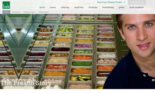 迅猛发展的健康快餐品牌 Freshii:开前100家门店的速度比麦当劳还快!
