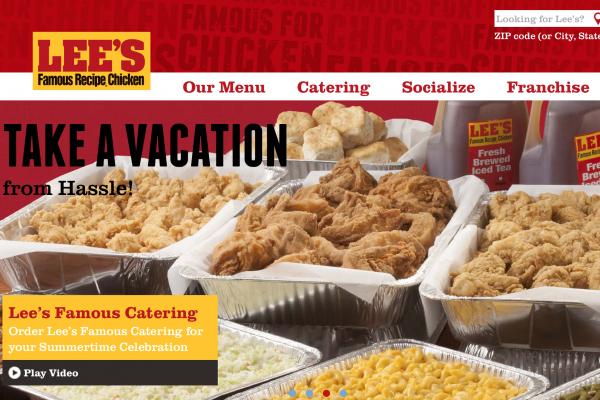美国快餐界的十大未来之星