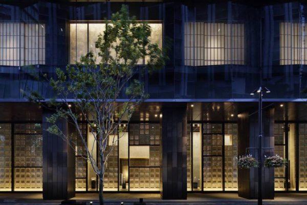 把日式传统旅舍搬到18层摩天大楼上,东京出现首座旅舍风格的大型精品酒店
