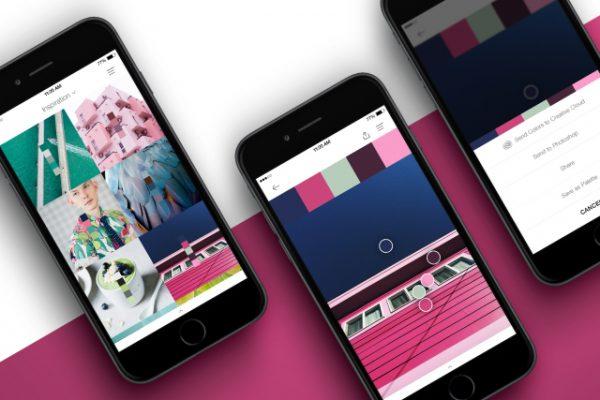 著名配色研究公司 Pantone 推出新 app Studio 试水数字化设计