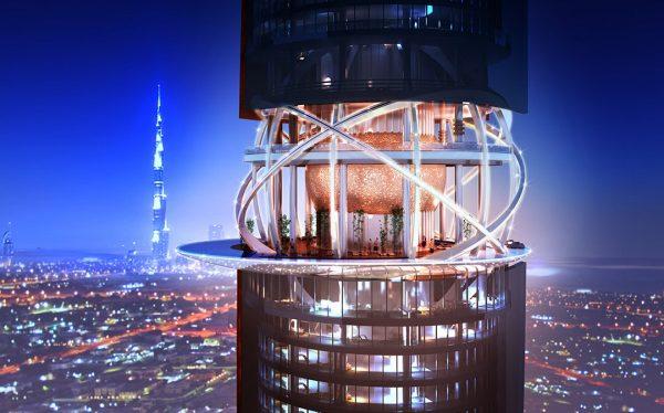在中东体验南美风情,首家拥有室内热带雨林的酒店落户迪拜
