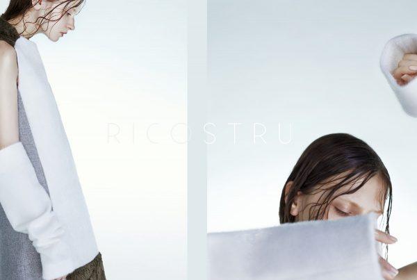 米兰时装周期间,中国设计师欧敏捷将携品牌 Ricostru 登上 Armani 御用秀场