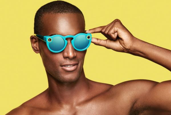 Snapchat 将推出首款硬件产品:自带摄像头的太阳眼镜 Spectacles