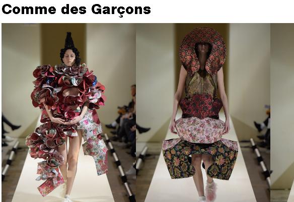 纽约大都会博物馆将举办川久保玲个展,迄今仅有两位设计师在世时享受过这个待遇