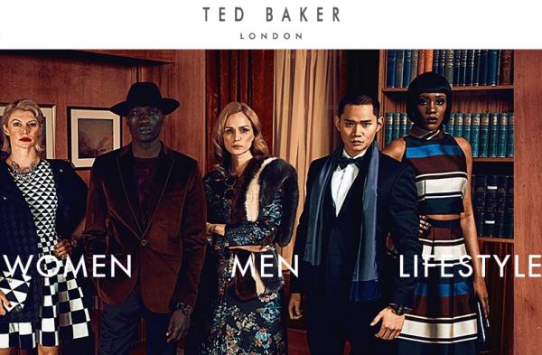 """英国著名导演为Ted Baker定制""""谍战""""广告片,""""可购物视频""""让你边看大片边下单"""